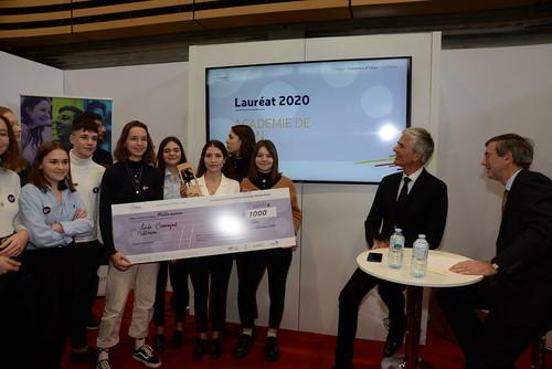 lycée Beauregard_Académie de Lyon_Concours créateurs d'idées 2020