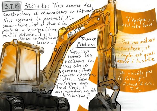 BTP by Anne Bernardi au MDM2020