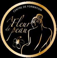 A Fleur de Peau Logo