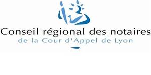 Conseil régional Notaire Lyon Logo