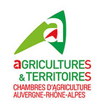 Logo Chambre Agriculture AURA