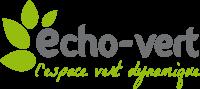 Logo Echovert Vert