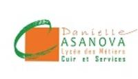 Logo Lycée Danielle Casanova