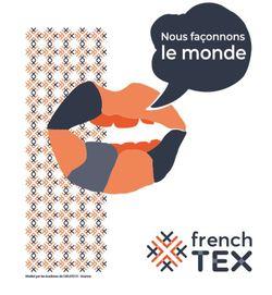 VisuelTotebag French Tex