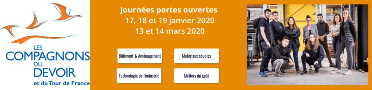 COMPAGNONS DEVOIR 2020