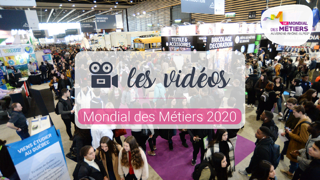 Vidéos MDM2020
