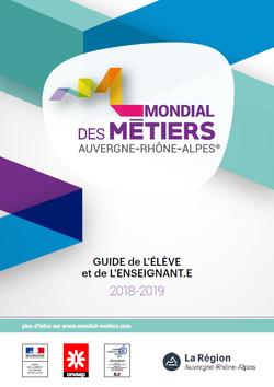 Vignette Guide de l'Elève et de l'Enseignant 2018-2019