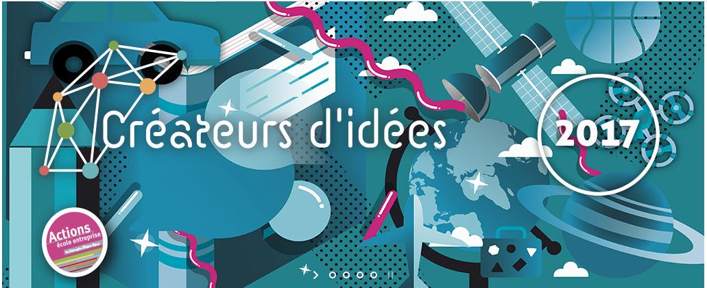 Le mag 39 le concours cr ateurs d 39 id es au mdm2017 for Idee service innovant
