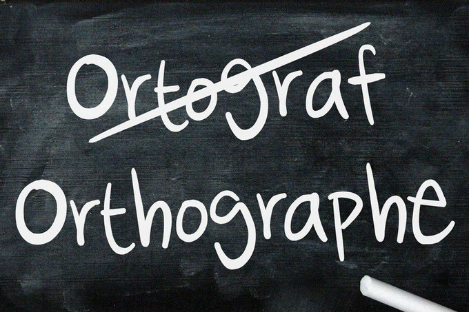 L'importance de l'orthographe dans tous les métiers