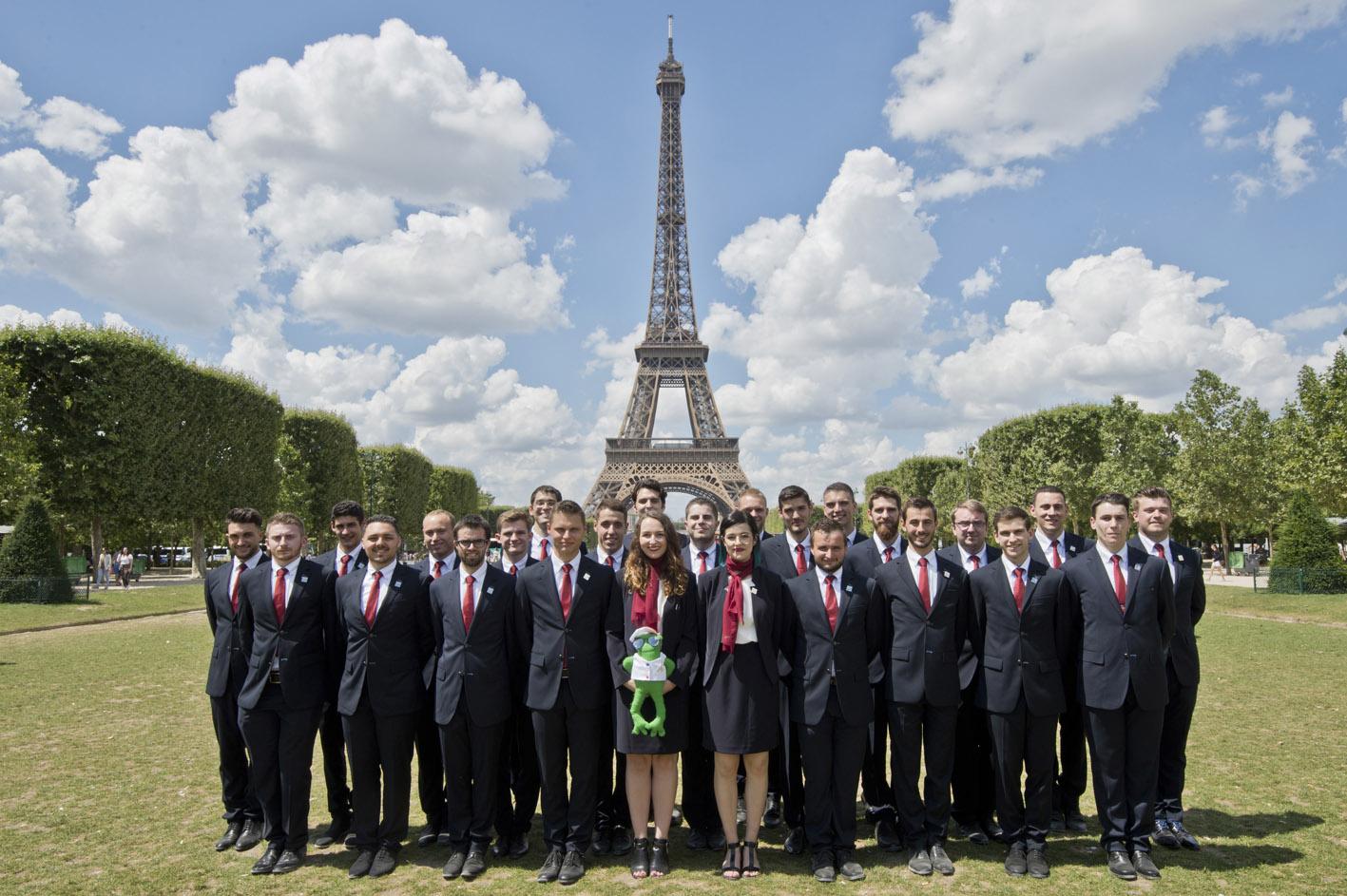 En route pour Budapest : 27 jeunes talents français aux Euroskills 2018 !