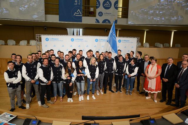 Lumière sur l'équipe régionale Auvergne-Rhône-Alpes en route pour les 45es Olympiades des Métiers !