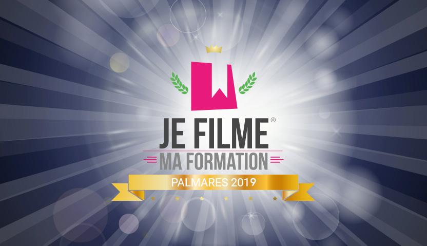 Je Filme Ma Formation : trois établissements de la région au palmarès 2019 avec quatre trophées