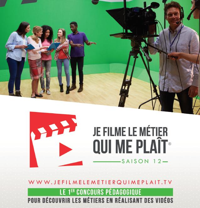 Je filme le métier qui me plait saison 2019 : 18 établissements de la région Auvergne-Rhône-Alpes récompensés !