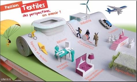 Auvergne-Rhône-Alpes est la 1ère région textile de France et a une très belle carte à jouer !