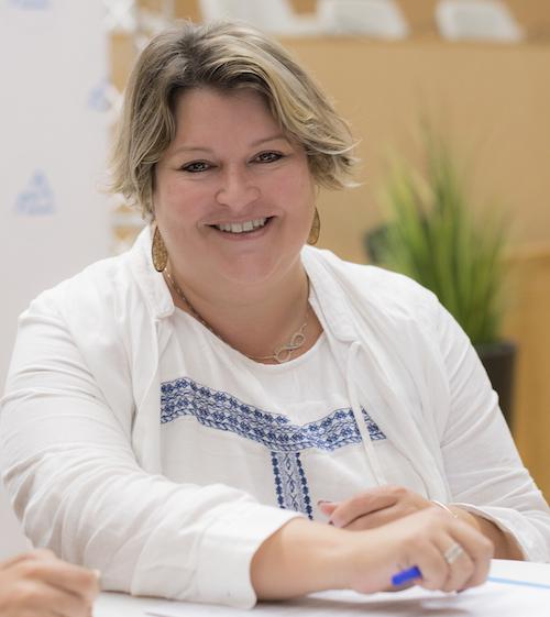 2 questions à Stéphanie Pernod Beaudon, vice-présidente du Conseil Régional, déléguée à la formation professionnelle, à l'apprentissage et au sport