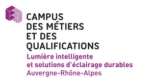 Logo Campus Lumiere Intelligente Auvergne Rhone Alpes