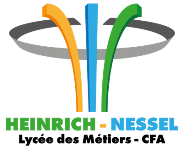 Logo Lycée des métiers CFA Heinrich Nessel Haguenau
