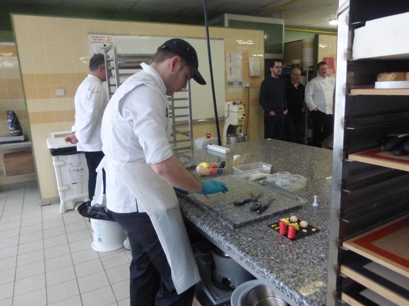 Sélection régionale des 45es Olympiades des métiers en Pâtisserie-Confiserie