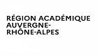 Région académique Auvergne-Rhône-Alpes