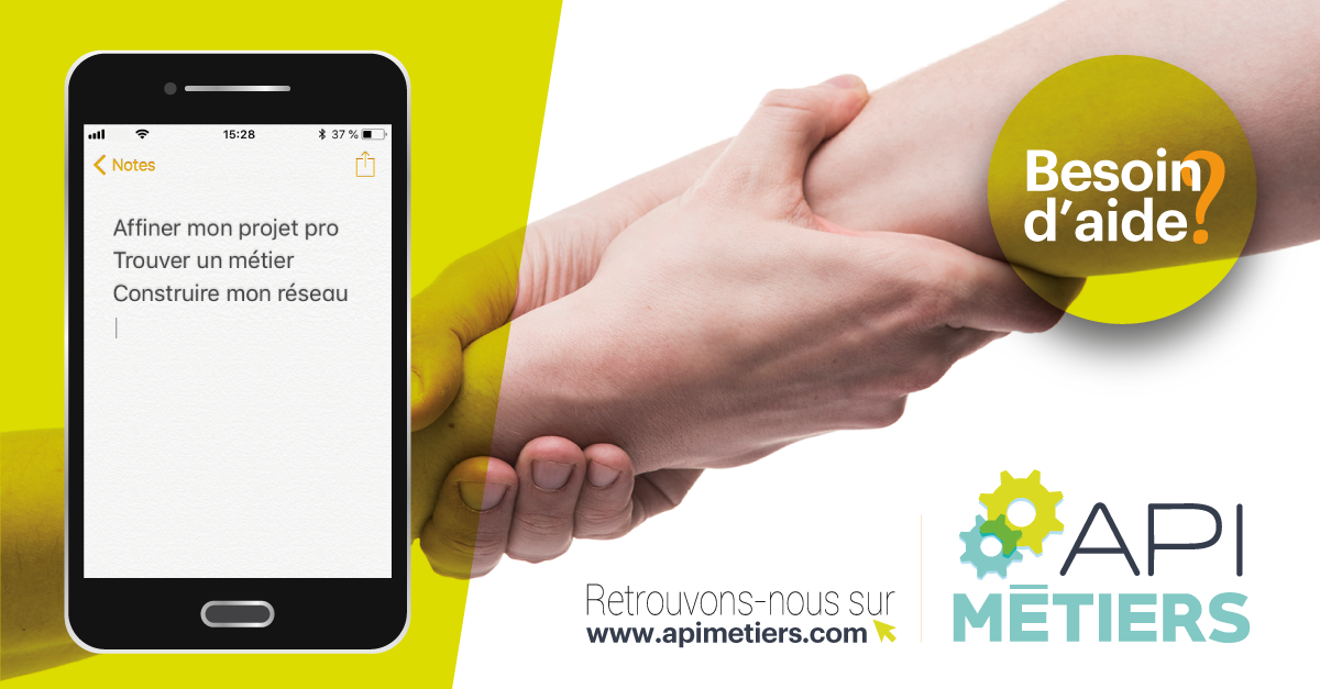 APImétiers, le nouveau service digital du Mondial des Métiers !
