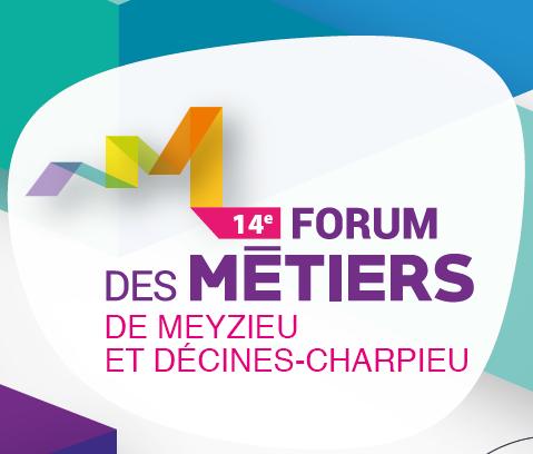 Forum des métiers Meyzieu et Décines-Charpieu