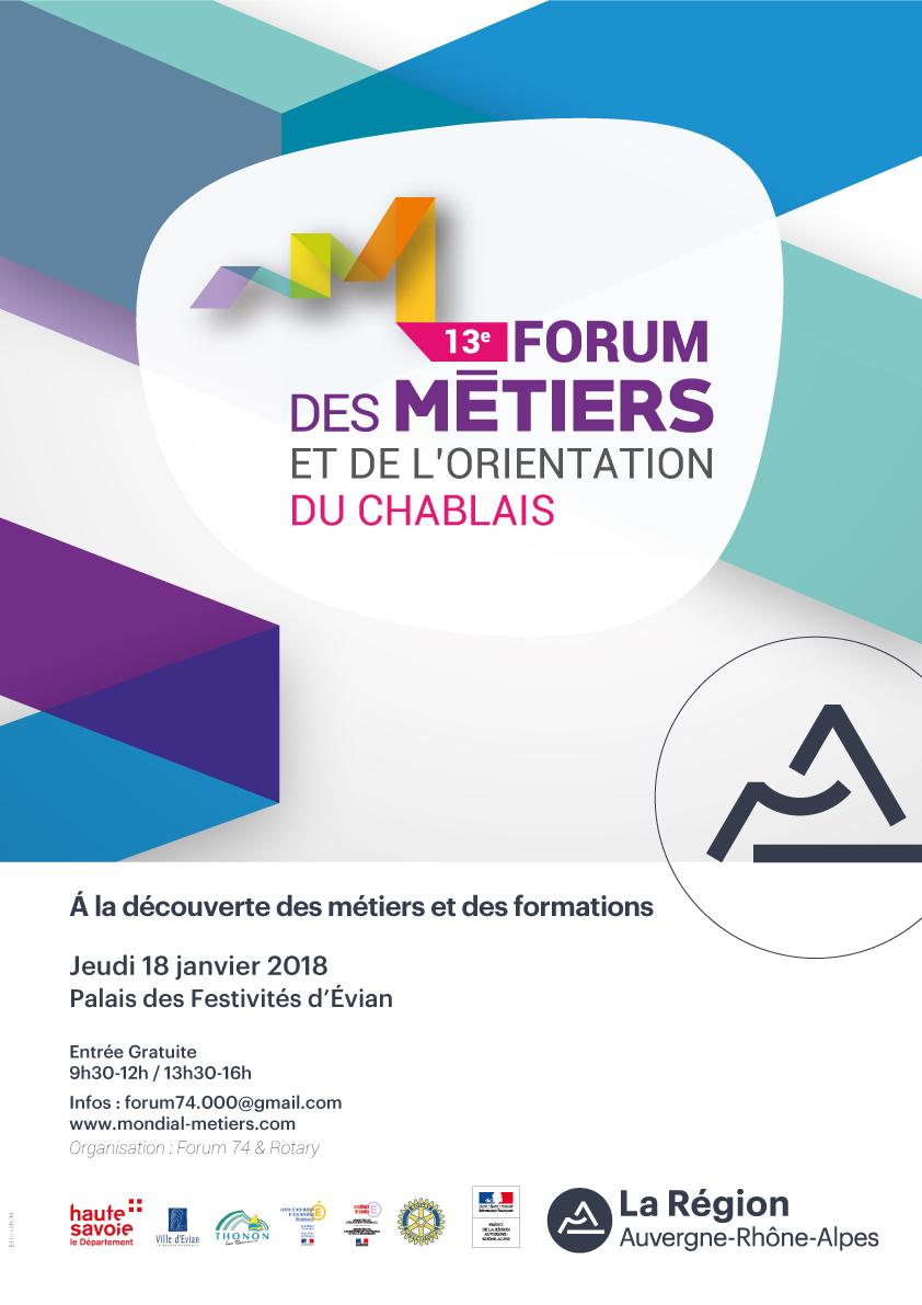 Venez parler orientation à Thonon-les-Bains/Evian !