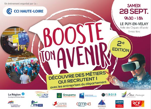 Booste ton avenir - Le Puy en Velay