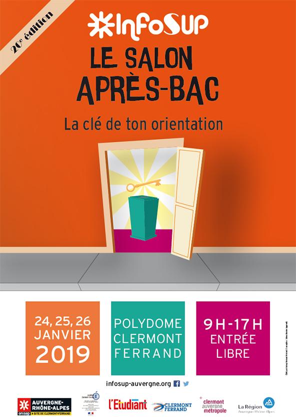 20ème édition Infosup - Clermont-Ferrand