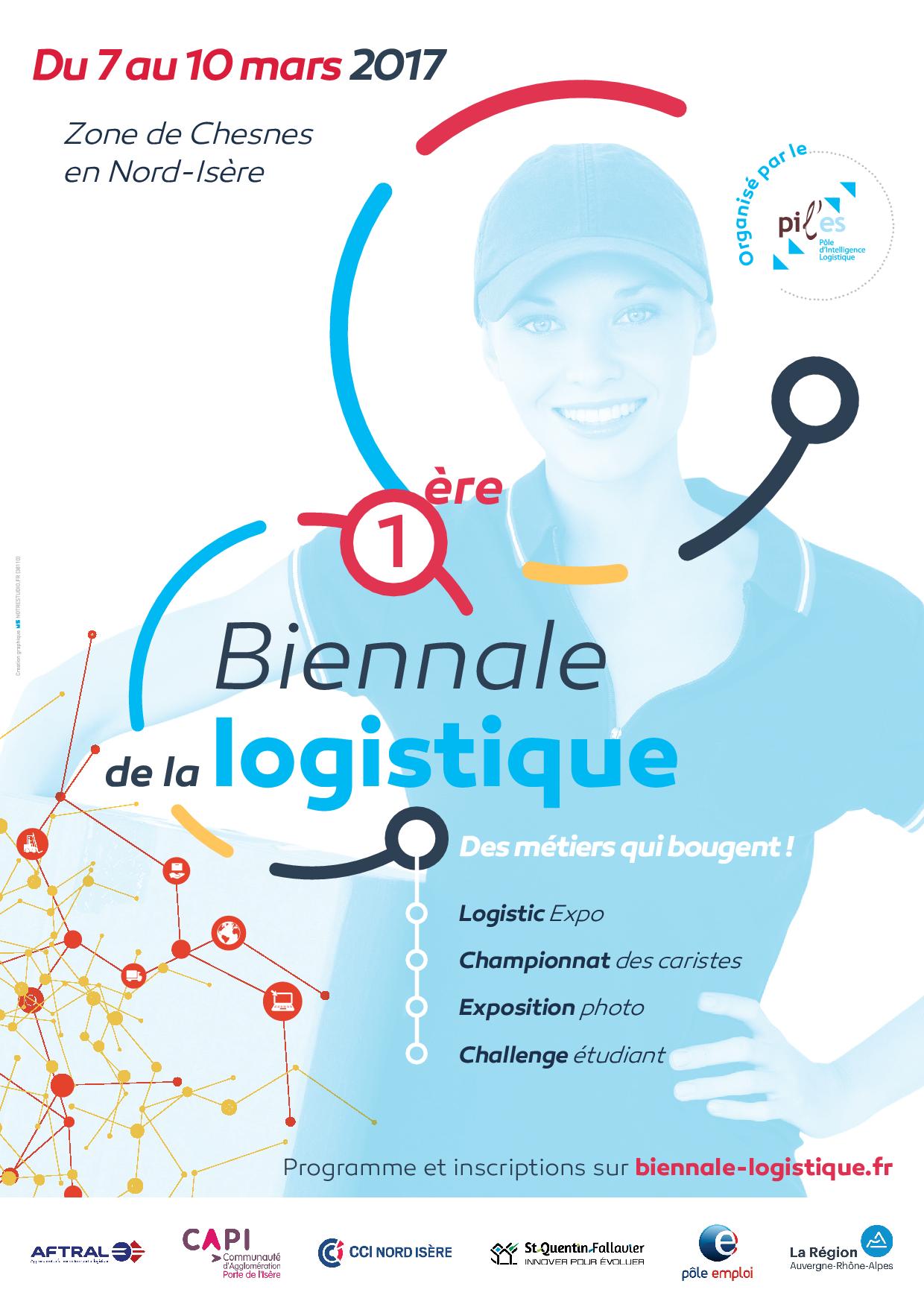 Logistic Expo - Saint Quentin Fallavier