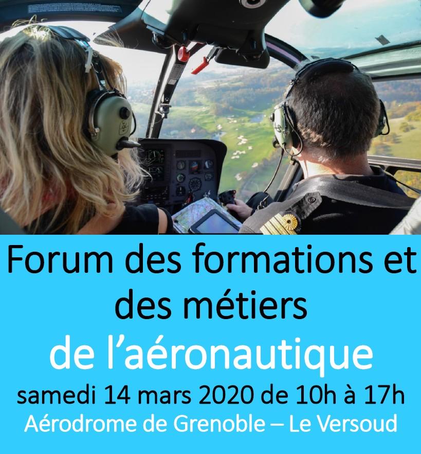 Forum des formations et des métiers de l'aéronautique