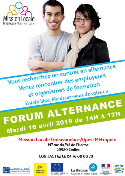 Forum de l'Alternance - Crolles