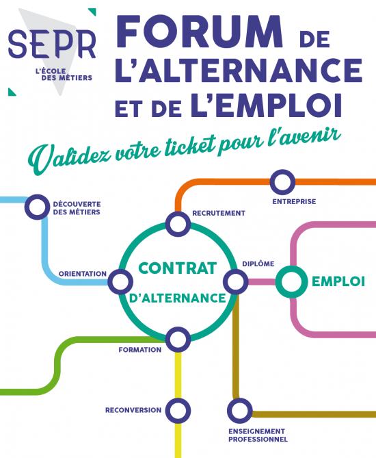 Forum de l'alternance et de l'emploi 2017 - Lyon