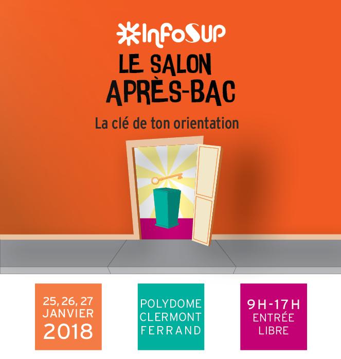 19ème édition Infosup - Clermont-Ferrand