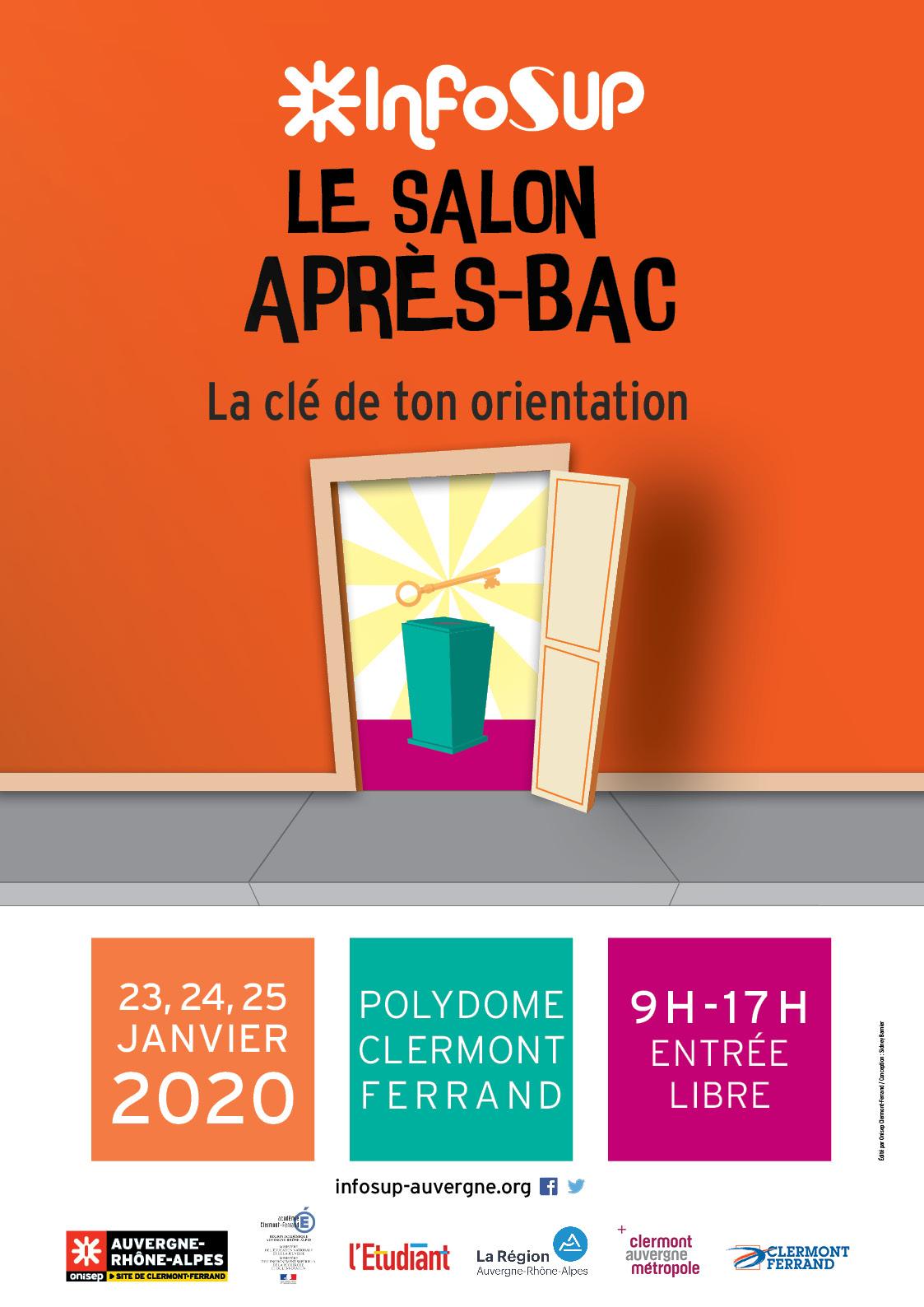 Infosup édition 2020 - Clermont-Ferrand