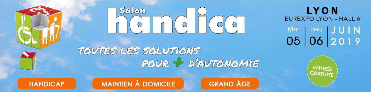 Salon Handica - Lyon