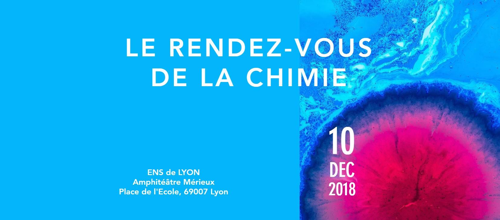 Le rendez-vous de la Chimie - Lyon