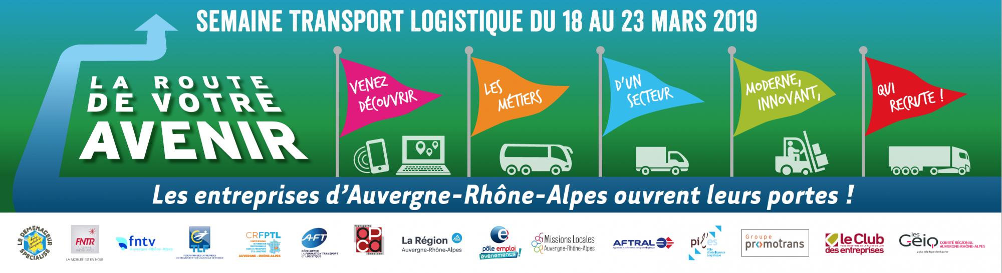 2ème édition de la semaine transport logistique : la route de votre avenir