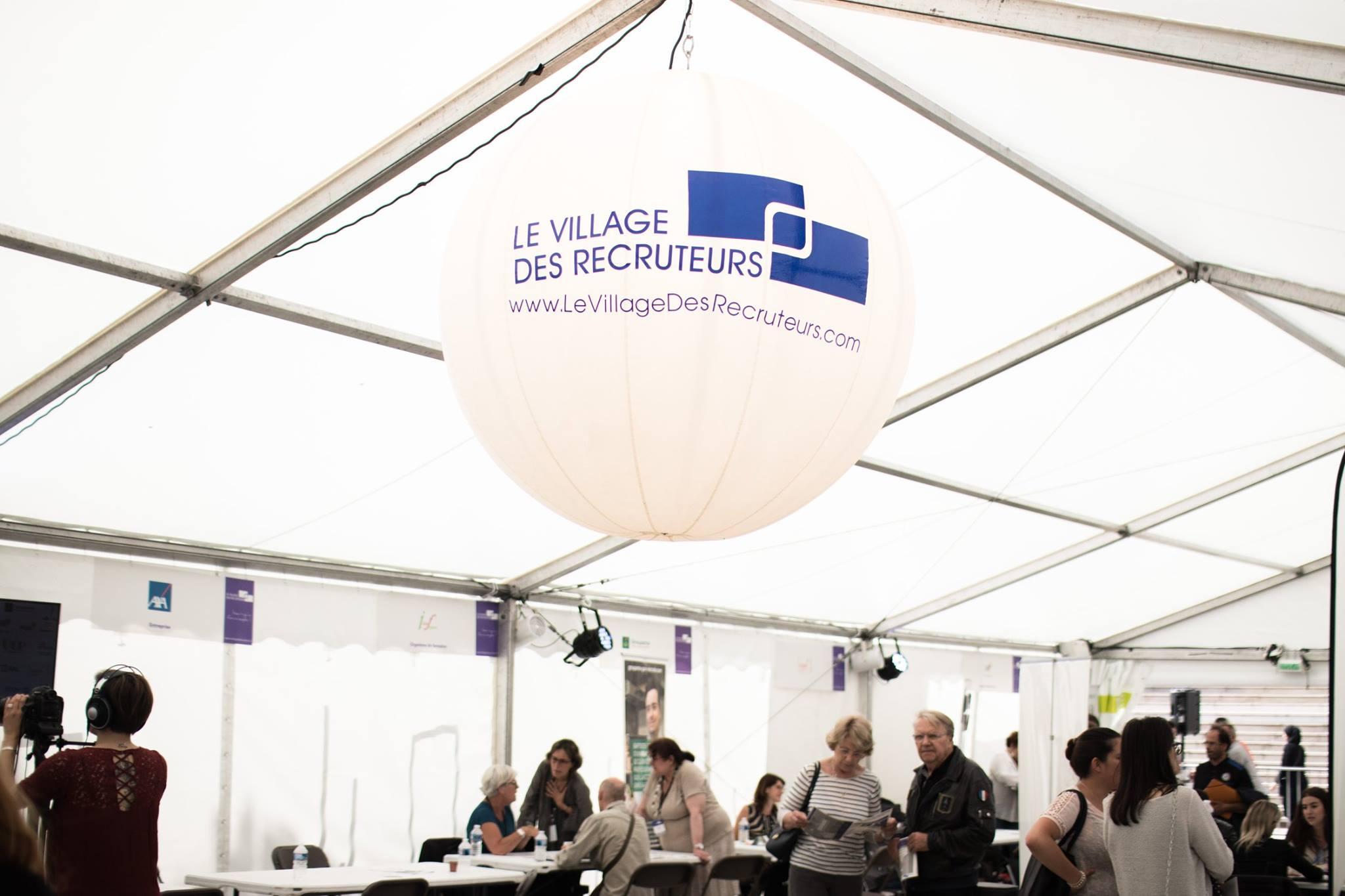 Le Village des Recruteurs de Grand Lyon Métropole 2018