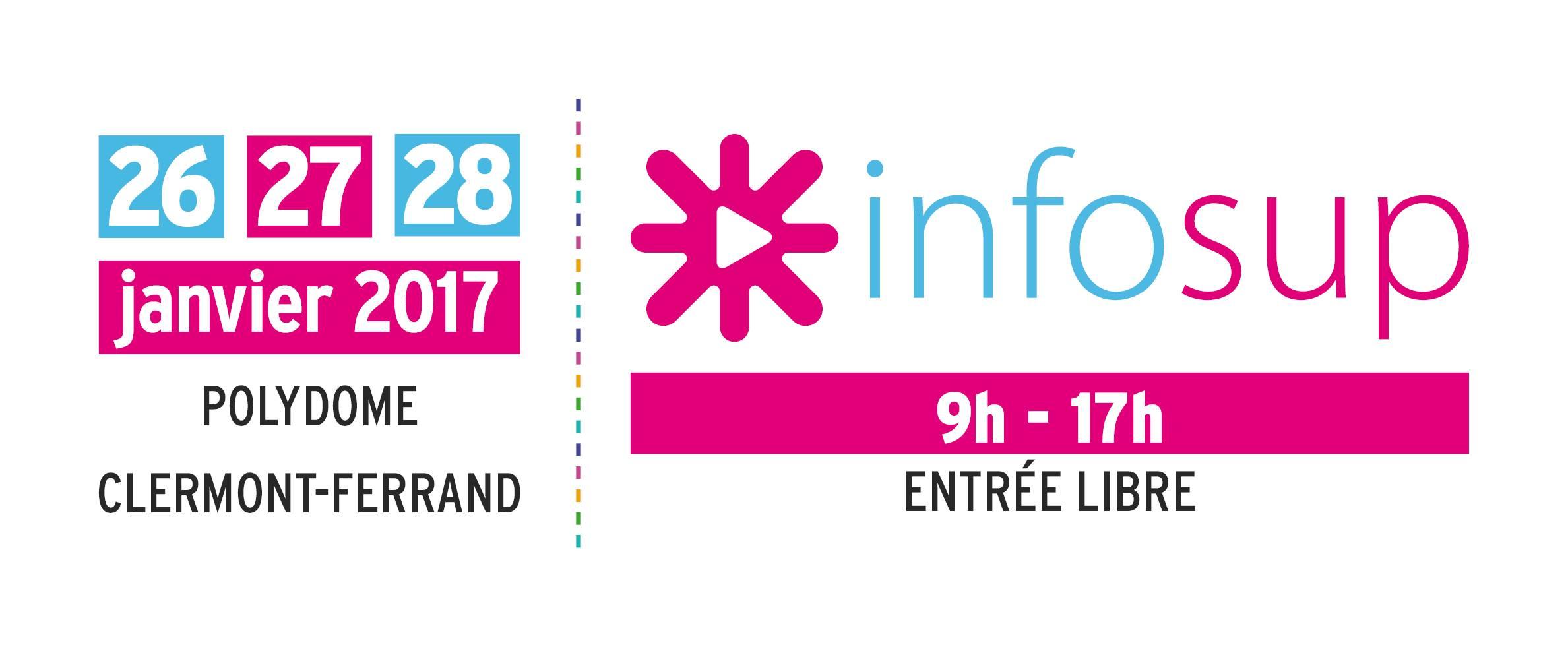 18ème édition Infosup - Clermont-Ferrand