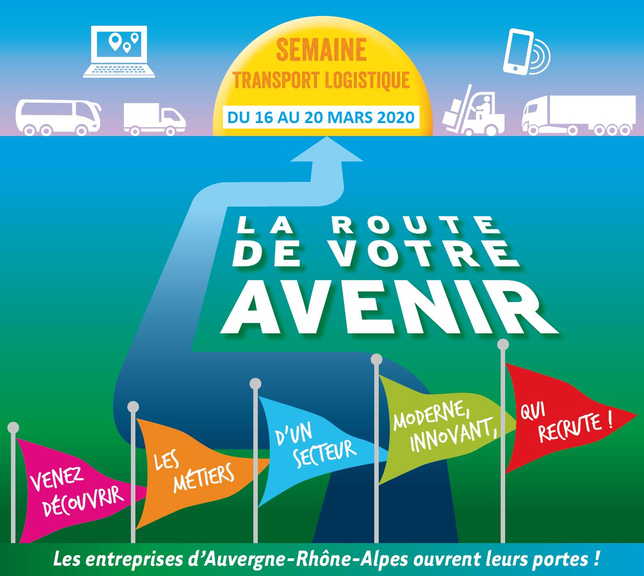 3ème édition de la semaine transport logistique : la route de votre avenir
